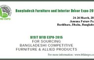 Bangladesh Furniture and Interior Decor Expo-2015