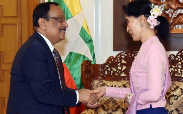 Visit of Bangladesh Foreign Secretary as Special Envoy of the Hon'ble Prime Minister