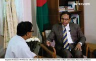 Interview of the Ambassador by the Mizzima
